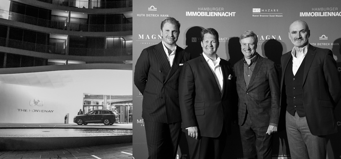 Hamburger Immobiliennacht 2018 – im The Fontenay